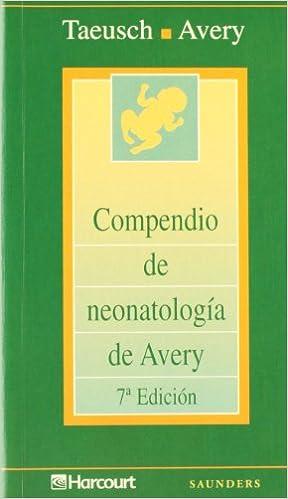 compendio de neonatologia de avery