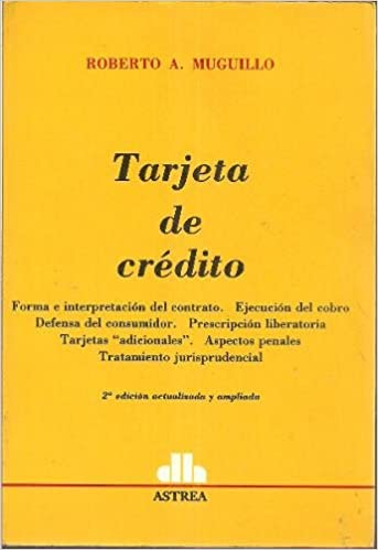 Amazon.com: Tarjeta de Credito (Spanish Edition ...