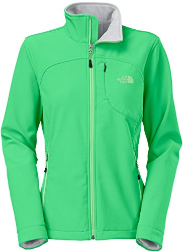 North Face Women's Apex Bionic Jacket Surreal Green Small