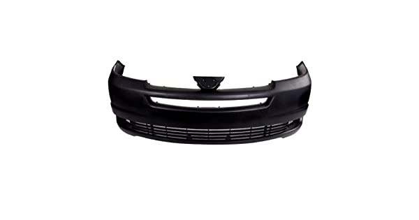 2004 2005 Toyota Sienna Front Bumper COVER PAINTED W//out sensor holes Fits