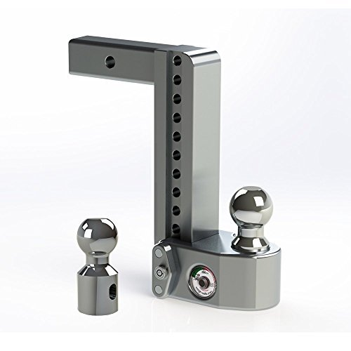 Weigh Safe WS10-2.5 Adjustable Ball Mount with 10