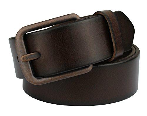 Bullko Buckle 7058 Genuine Leather