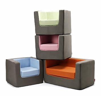 Cubino Chair  sc 1 st  Amazon.com & Amazon.com: Cubino Chair: Kitchen u0026 Dining