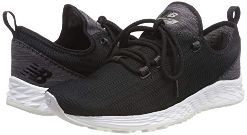 New Balance Women's Arishi v1 Fresh Foam Running Shoe, Black/Grey, 5 B US by New Balance (Image #5)