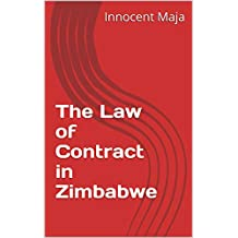 The Law of Contract in Zimbabwe