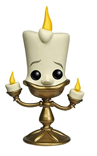 Funko POP Disney Beauty and the Beast: Lumiere (Disney Beauty And The Beast Lumiere Candelabra)
