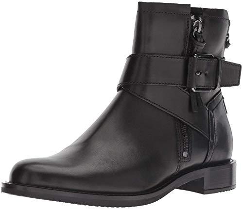 8d8ab51ff ECCO Women's Shape 25 Buckle Ankle Boot, Black, 41 M EU (10-10.5 US)