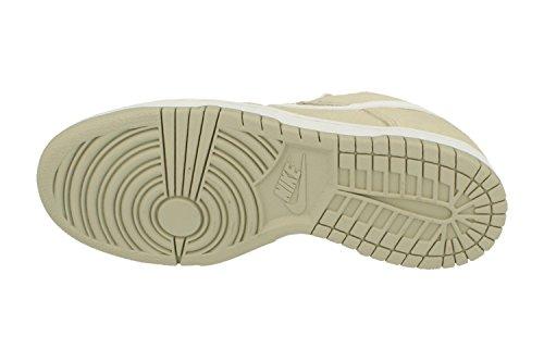 NIKE Herren Dunk Low Pro Skate Schuh Blasses Grau Weiß 002