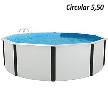 Pool Circular Ausserhalb Boden 550 X 120 Doppelwandig Hartschale