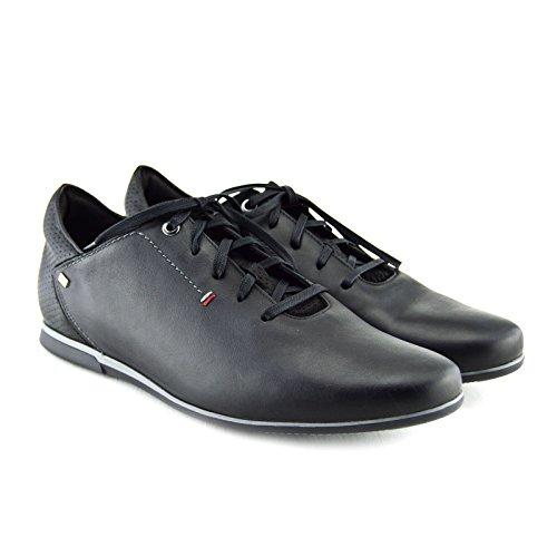 Giatoma Niccoli Casual De Cuero Genuino Negro Zapatos De Hombre Black - 2