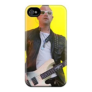 Apple Iphone 4/4s KOe413eyDw Allow Personal Design Lifelike Avenged Sevenfold Band A7X Pictures Great Hard Cell-phone Cases -PhilHolmes