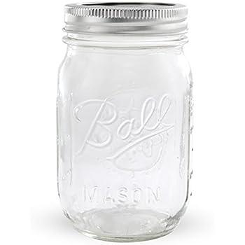 Ball Pint, Jar, Regular Mouth