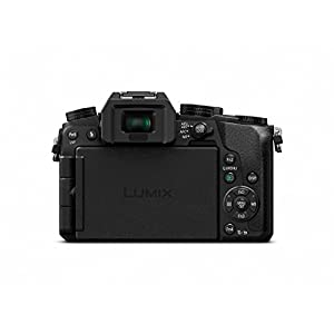 Panasonic Lumix DMC-G70/DMC-G7 Mirrorless Micro Four Thirds Digital Camera (Black Body Only) – International Version (No…