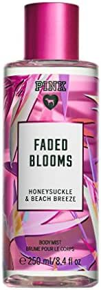 Victoria's Secret Pink Faded Blooms Body Mist 8.4 Ounce (250 Milliliter)