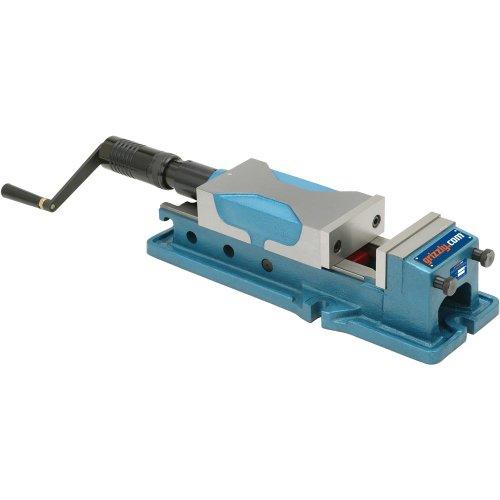 Grizzly T10145 5-Inch Hydraulic Milling (Hydraulic Vise)