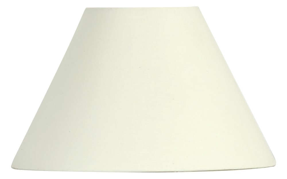 Oaks Lighting Abat-jour Coton Crème 40 cm S501/16 CREAM