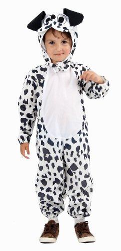 Dalmation Dog Children's Fancy Dress Costume 3 Yrs - Dalmation Dog Costumes Kids