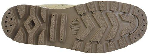 M Collo Safari Palladium Sneaker Beige a Pallafuze Fossil Alto Uomo nS5751