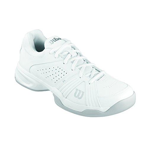 Wilson Rush Swing White, Zapatillas de Tenis para Hombre Blanco