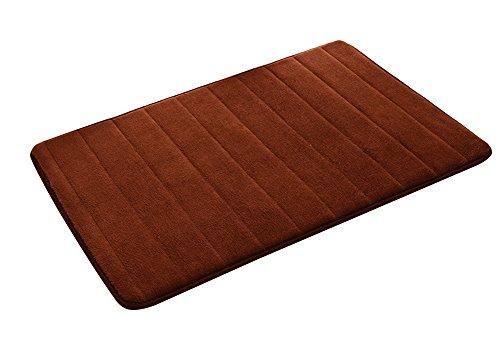 Only Faith 50x80cm/19.68*31.50'' Non Slip Door Floor Mat Indoor Outdoor Doormats (Co9) by Only Faith-Home