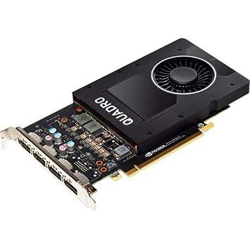 Amazon.com: NVIDIA Quadro P2200 - Tarjeta gráfica de vídeo ...