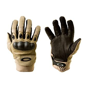ec2a32cef8 Amazon.com  Oakley SI Assault Glove Hard Knuckle Coyote   XX-Large ...