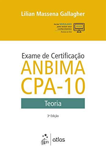 Exame de Certificação Anbima CPA-10