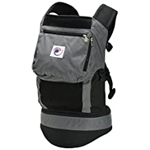 ERGO Baby Carrier - Performance Charcoal Black [Baby Product]