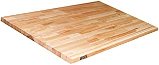 product image for John Boos Blended Maple 25 Wide Kitchen Counter Top, 1-1/2 Thick, 48 x 25, Oil Finish