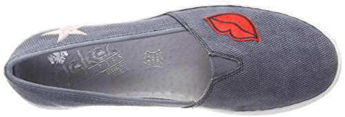 jeans Rieker Mocassini Blu M2761 Donna xwxIqZFTP