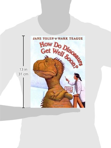 How Do Dinosaurs Get Well Soon? by Blue Sky Press (Image #2)