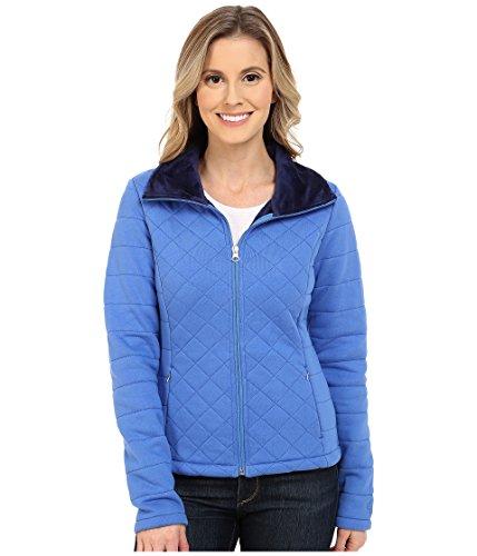 's Caroluna Crop Jacket, Coastline Blue LG ()