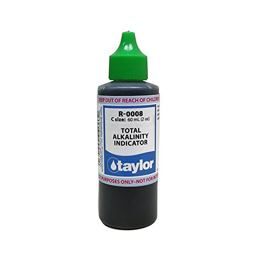 taylor Replacement Reagents Total Alkalinity #8-2 oz.