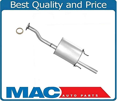 Rear Exhaust Pipe - Mac Auto Parts 16243 Civic Rear Muffler Exhaust With Gasket OE Type REF77 77 360