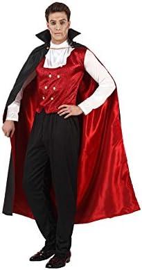 Atosa-12322 Disfraz Vampiro, color rojo, XXL (12322): Amazon.es ...