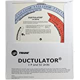 Trane Ductulator , Redesigned for 2016 by Trane