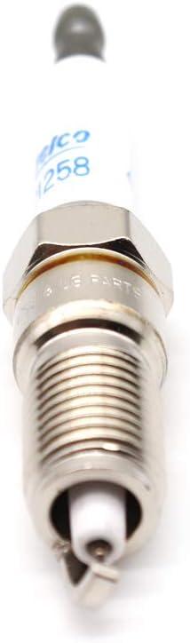 Car Engine Replacement Accessory fit for BUICK CADILLAC CHEVROLET GMC SAAB SATURN 6PCS IRIDIUM ALLOY SPARK-PLUG # 41-109 PLUG ASSY-SPARK 12622561