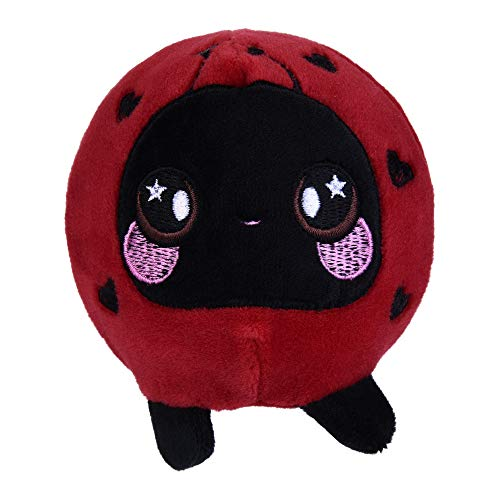 Squishy Toy, ZOMUSAR Super-Squishy Foamed Stuffed Ladybird Animal! Squishy, Squeezable, Cute, Soft, Adorable! (Multicolor)