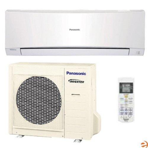 Image of Panasonic E12NKUA Single Split System Wall Mounted Heat Pump, Up to 23 Seer