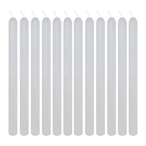 JH Smith Pack of 12 - Taper Candles 1/2
