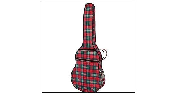 Rojo Ortola Funda Guitarra Ref 21