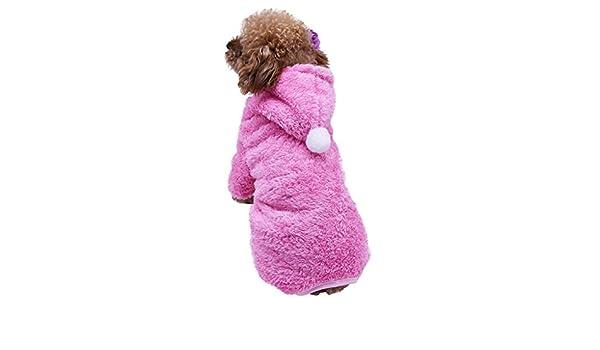 T.boyss Haustier Pet - Pijama para Perros, Ropa para Perros ...