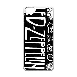 Led Zeppelin01.jpgiPhone 5c Cell Phone Case White 05Go-455303