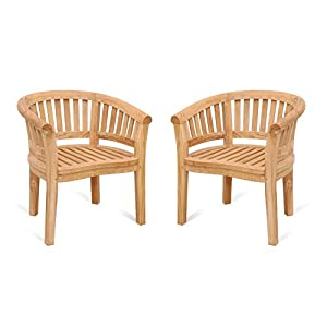 41GuwEv9ZIL._SS300_ Teak Dining Chairs & Outdoor Teak Chairs