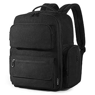 Diaper Bag Backpack (Black)