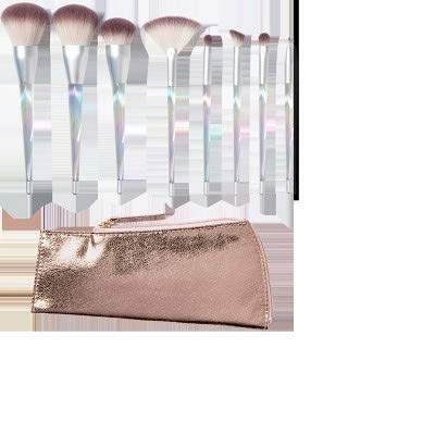 Sonia Kashuk Limited Edition Opal Twist Brush Set + Case pack of 1