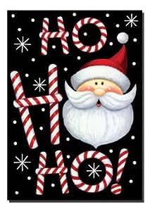 HoHoho Papá Noel–Toland arte Banner