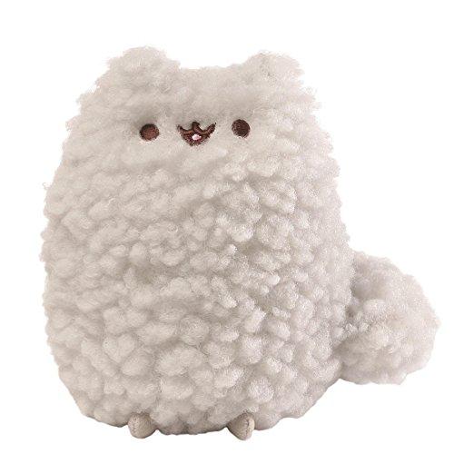 (GUND Pusheen Little Sister Stormy Cat Plush Stuffed Animal, Gray, 6.5