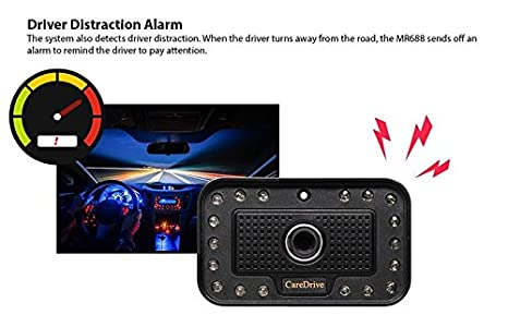 Amazon.com: Amopofo Driver Fatigue Monitoring System RVS-MR688 Fatigue driving warning device, Driver alert system, Anti sleep alert alarm: Car Electronics