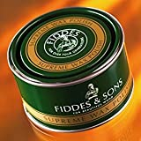 Case of 24 Fiddes & Sons Supreme Wax Polish 500ml 7 Color Option